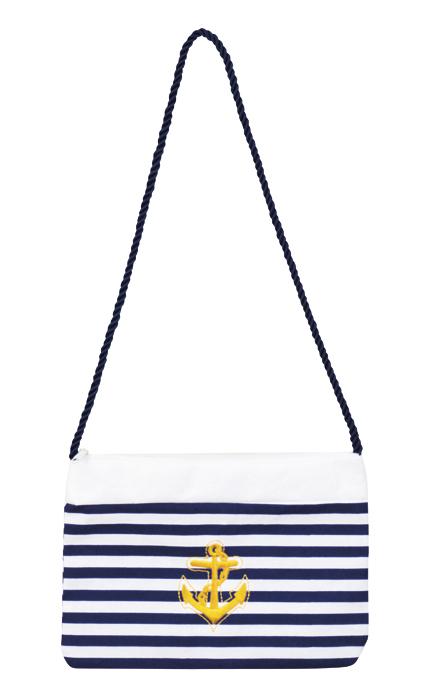 Handtas Navy