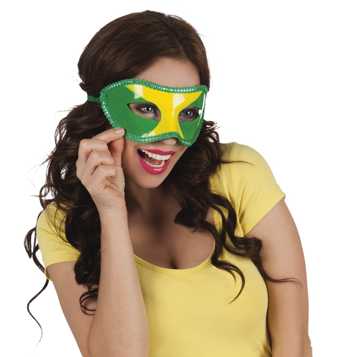 Oogmasker Brazilië