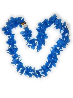 Hawai slinger populair blauw