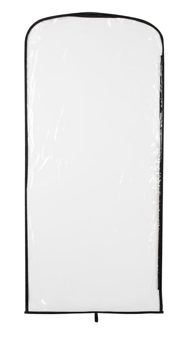 Bescherm hoes voor kleding (95 x 42 cm)