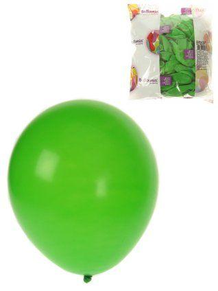 Helium ballon groen 100 stuks