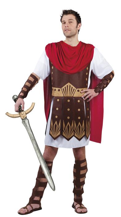 Gladiator kostuum voor heer M/L