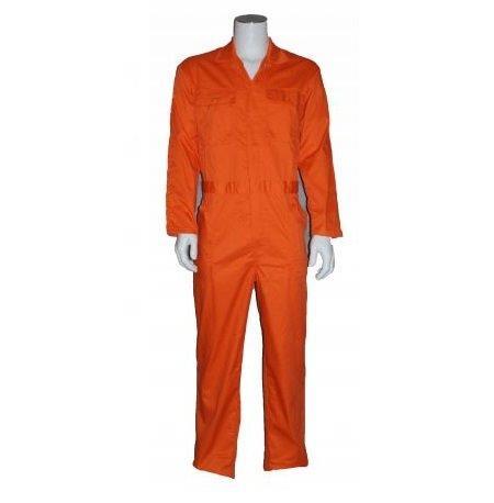 Overall oranje voor kind