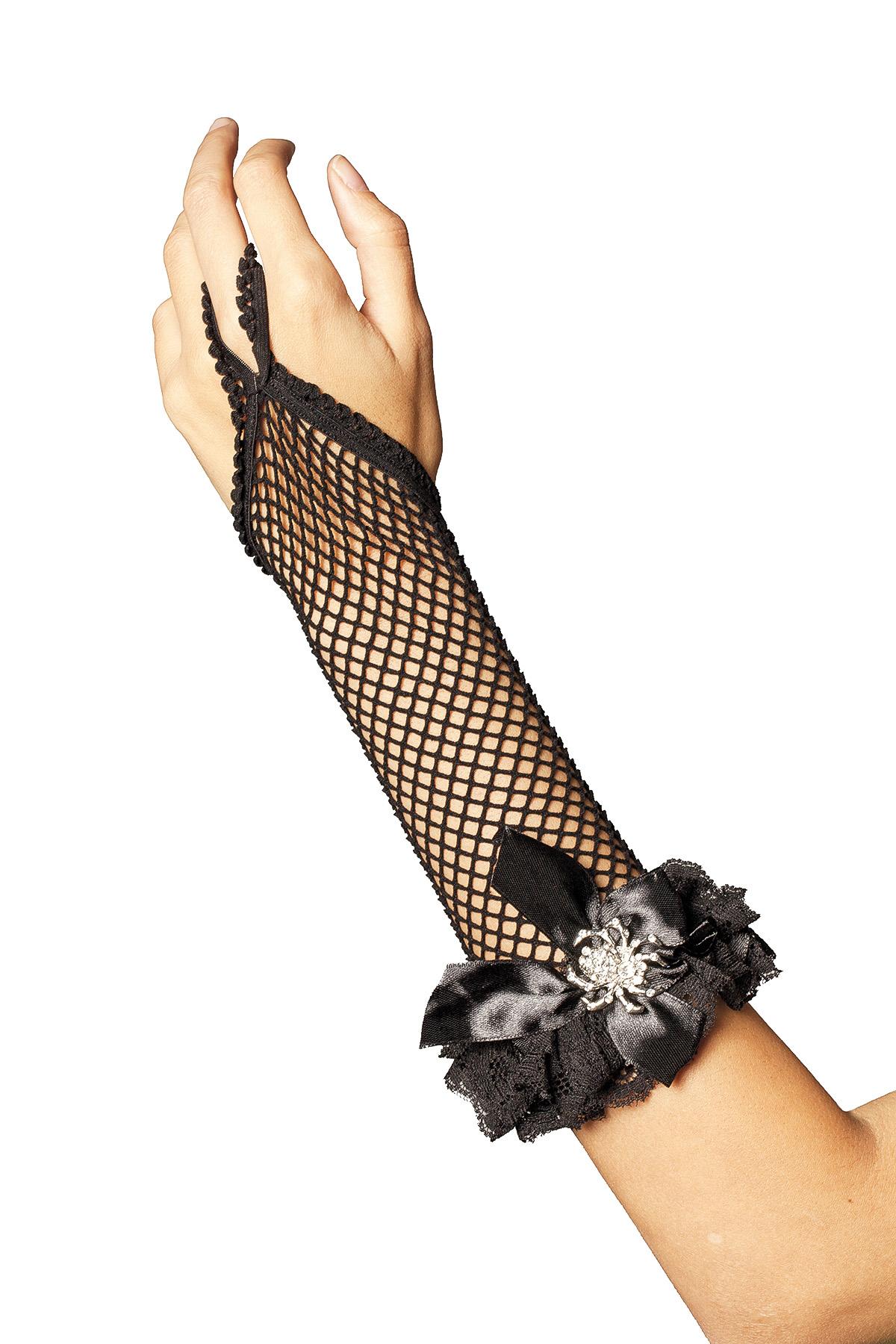 Handschoenen net spin