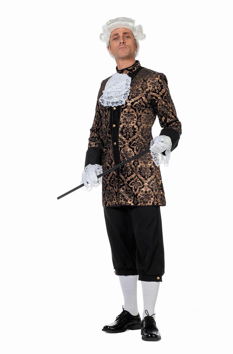 Markies kostuum Louis voor heer