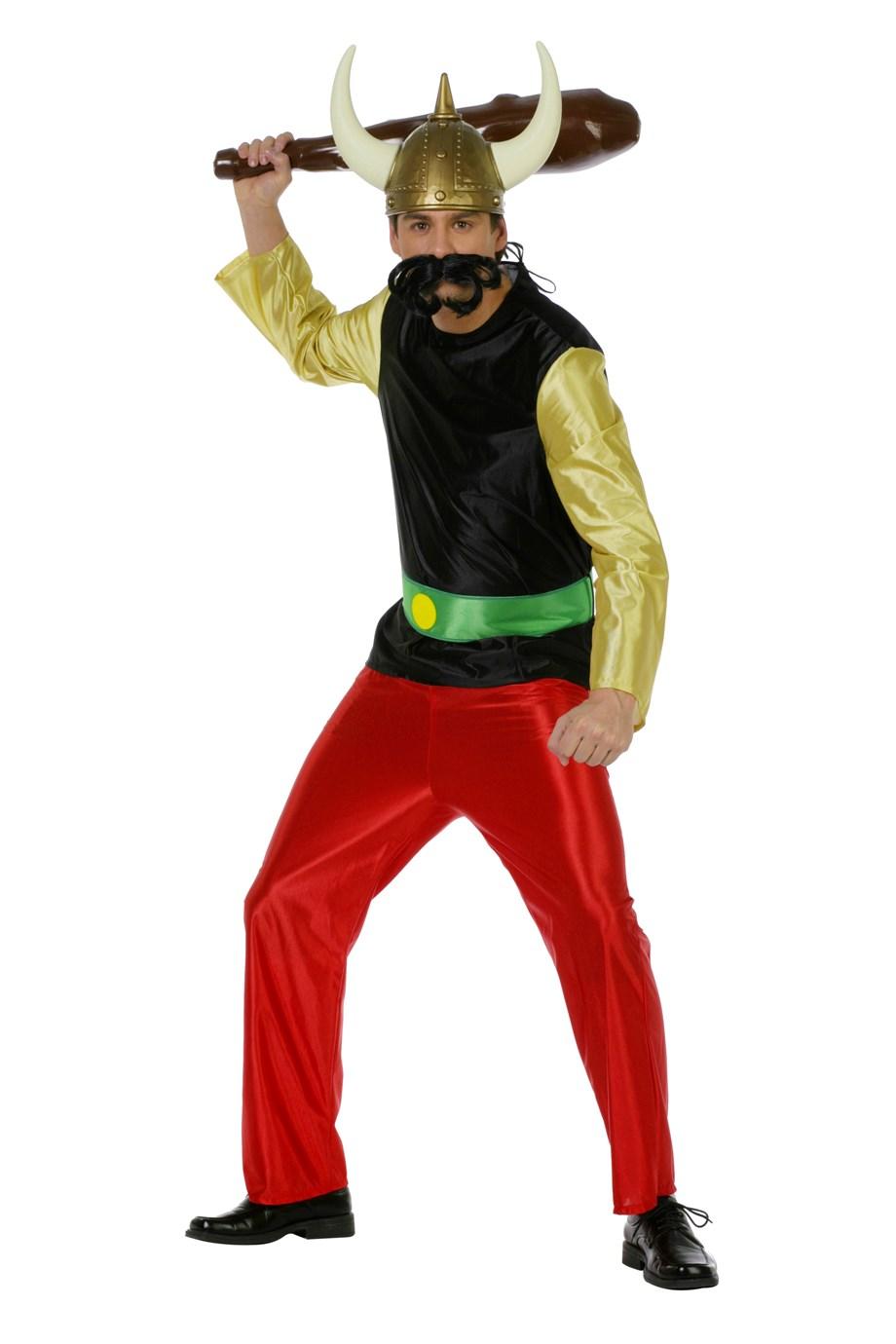 Gallier kostuum voor heer