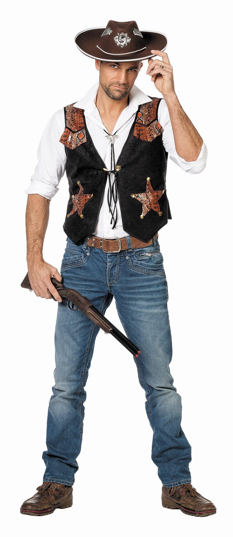 Cowboyvest Starky voor heer