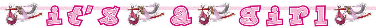 Letterslinger It's a Girl