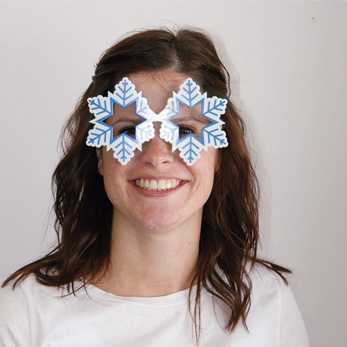 Bril Sneeuwvlokken
