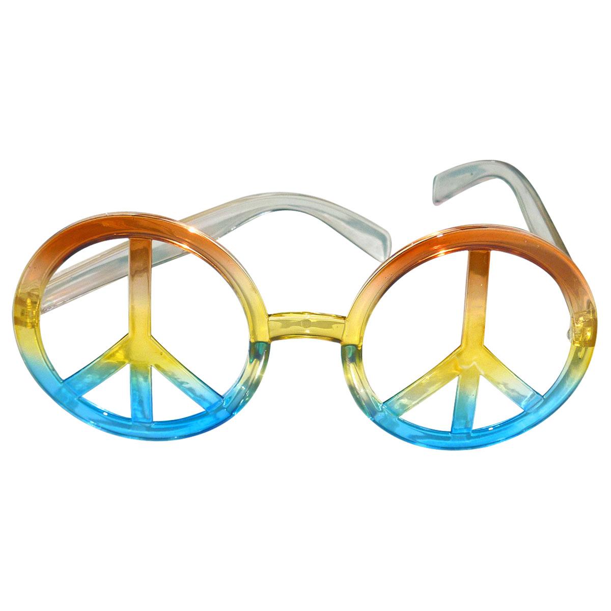Bril Peace regenboog