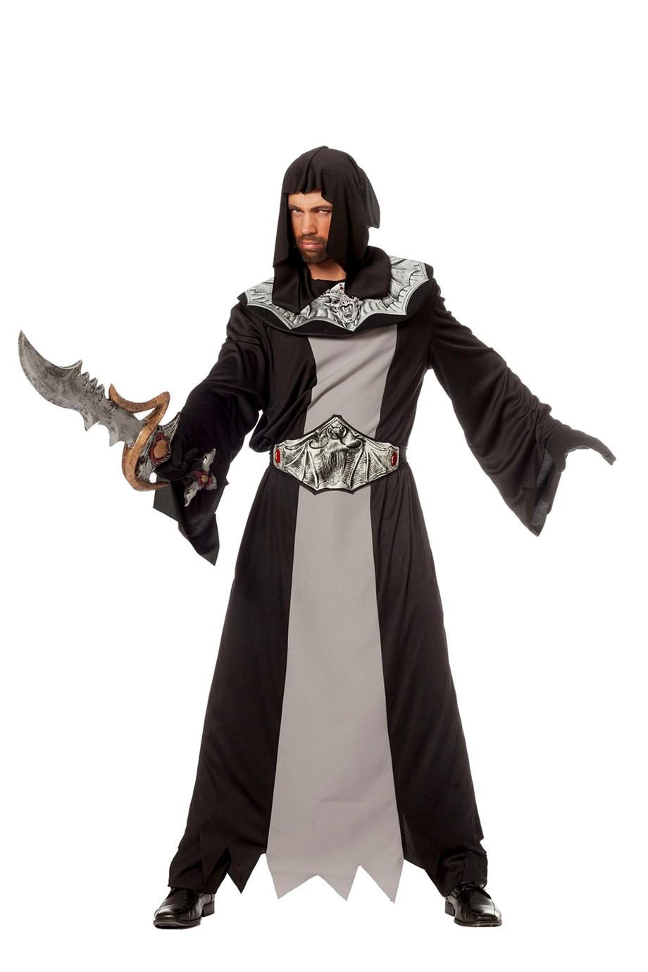 Halloween Slayer met vleermuis riem voor heer