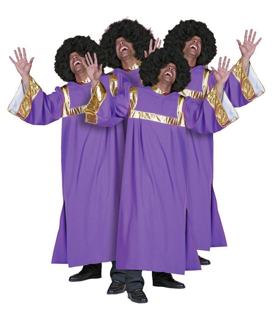 Gospel zanger kostuum voor heer