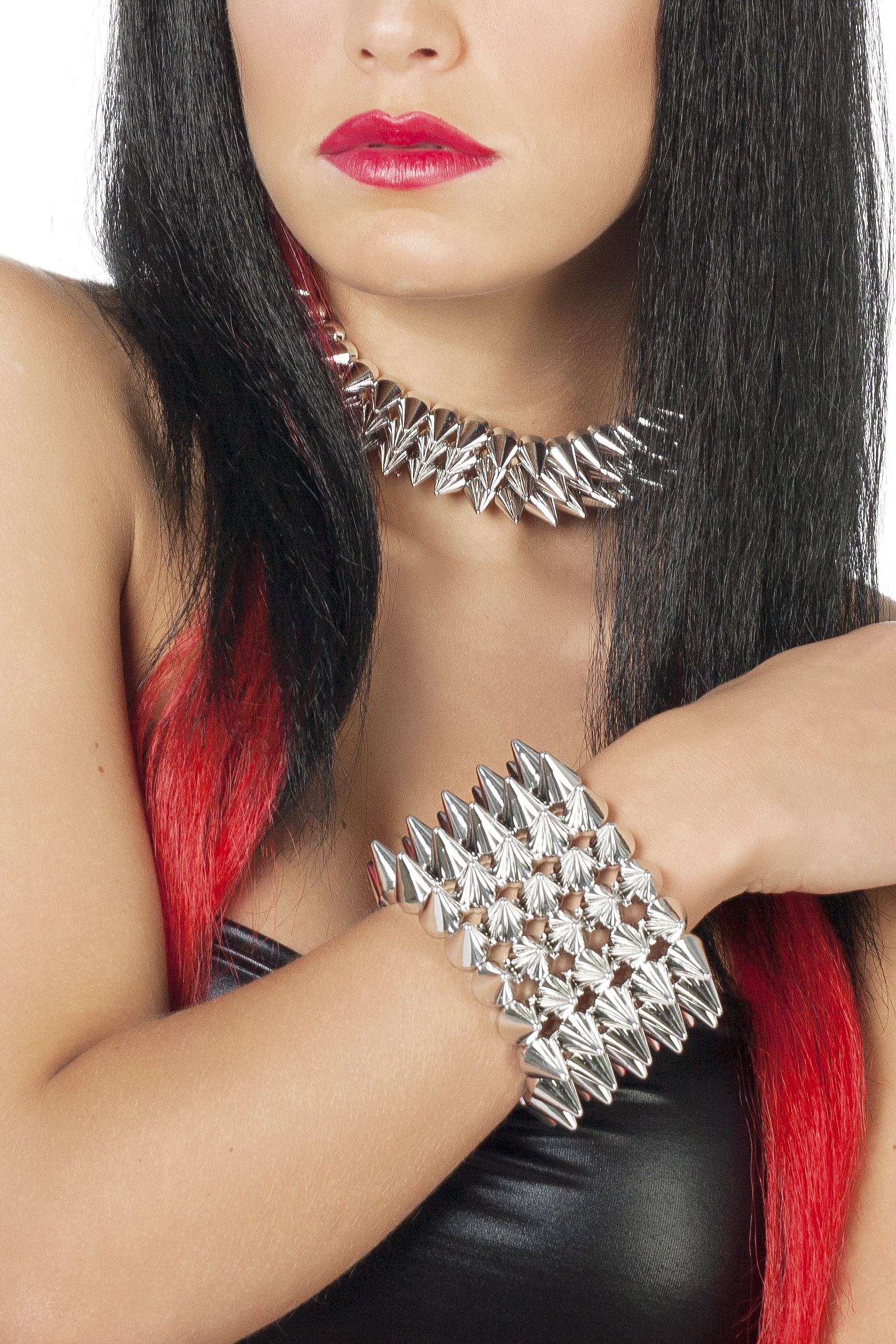 Ketting punk luxe