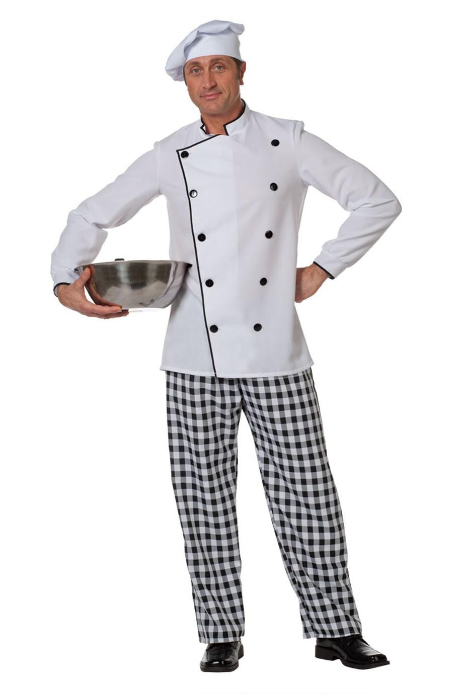 Koks kostuum voor heer