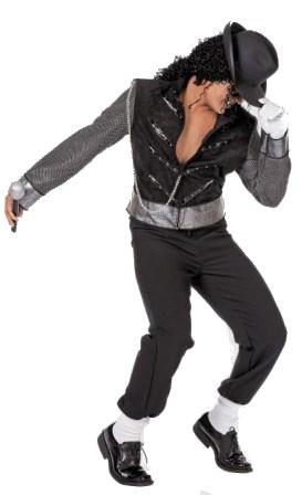 Michael Jackson jas voor heer