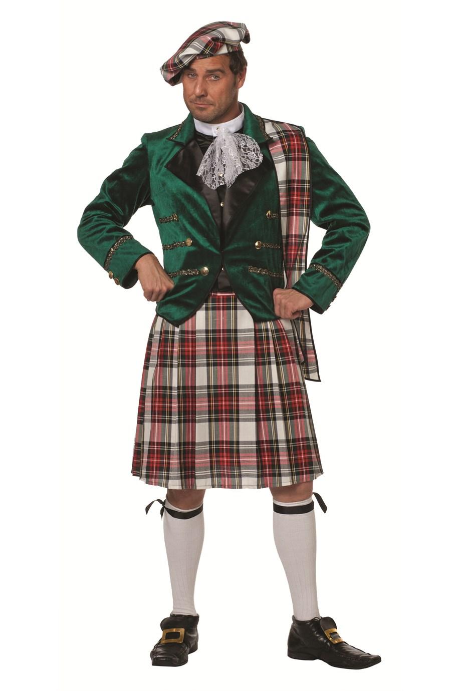Schots kostuum Angus voor heer