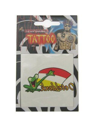 Tattoo oeteldonk 65 x 65 cm