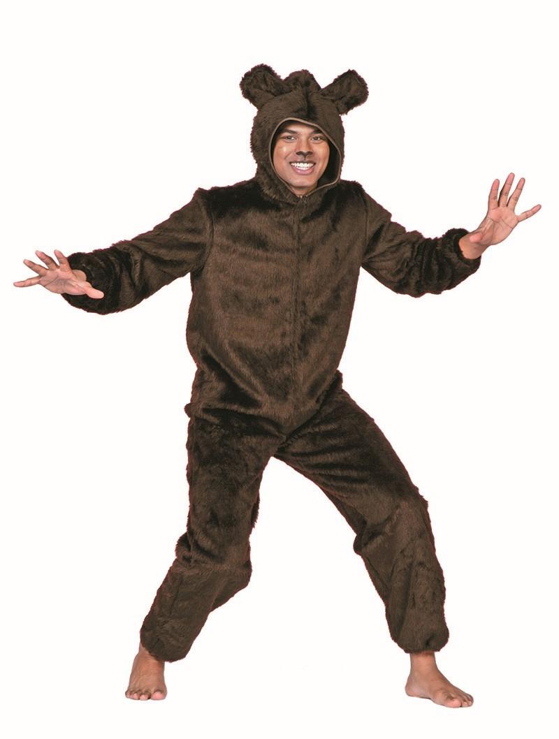 Berenpak bruin voor volwassenen