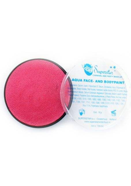 Aquaschmink Cyclamen 240 (glanskleur) 16 gram