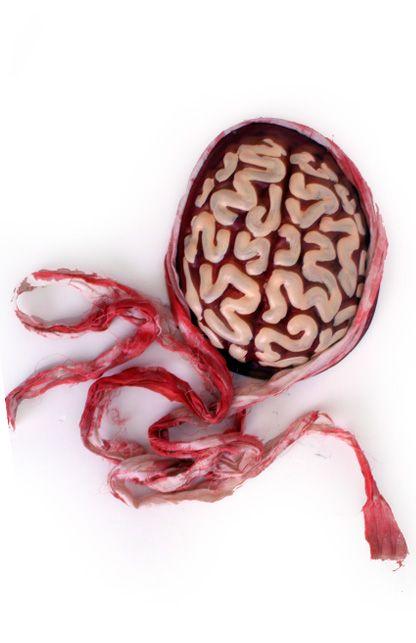 Zombie hersenen