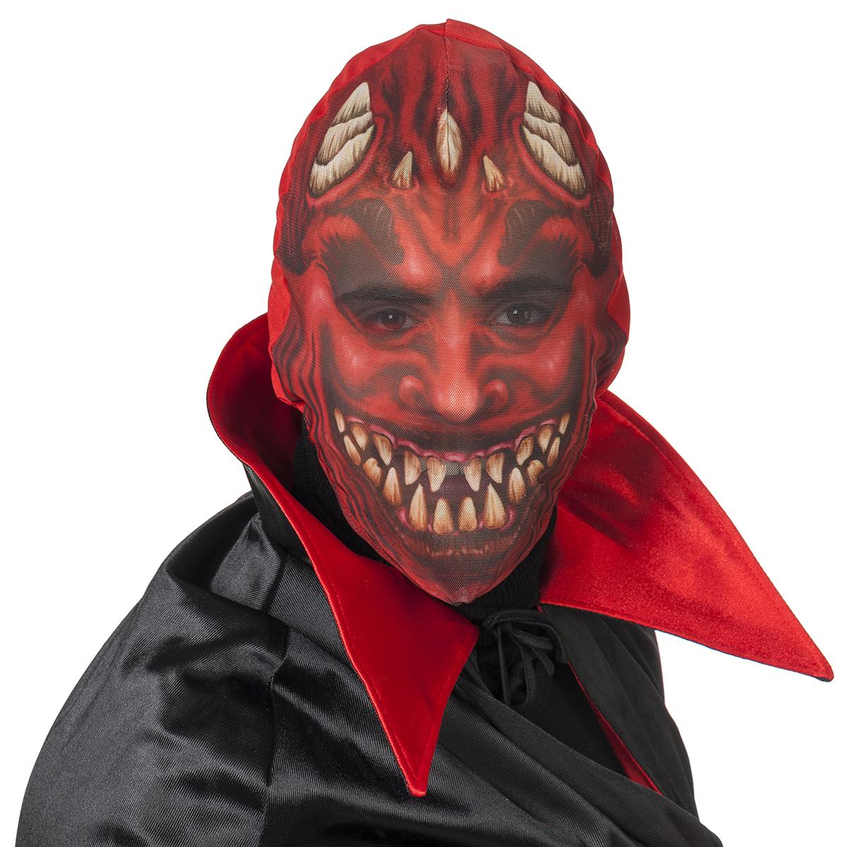 Masker nylon Duivel