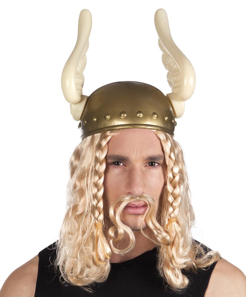Gallische krijger helm