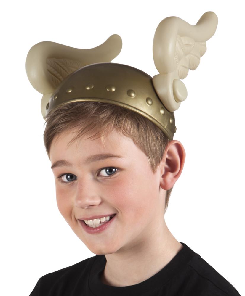 Kinderhelm Gallische krijger