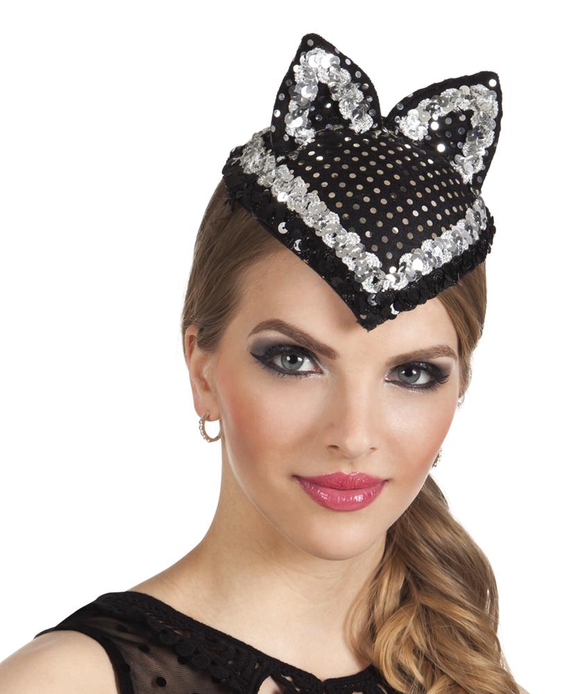 Dames hoed kat Lucy