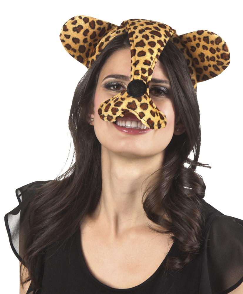 Tiara Cheetahoren met snuit