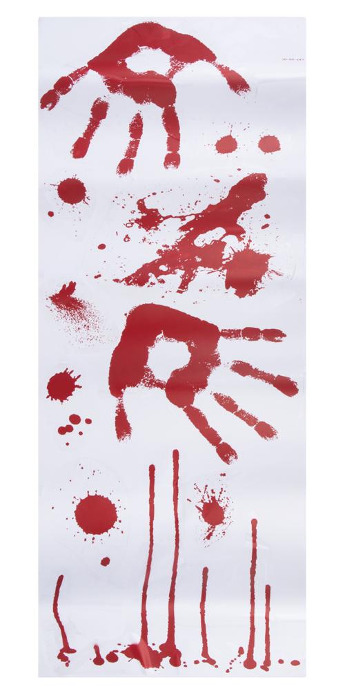 Sticker vellen Bloody