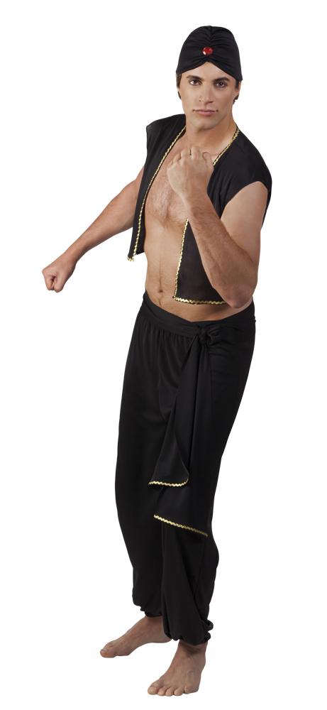 Sultan oosters kostuum voor heer (M/L)