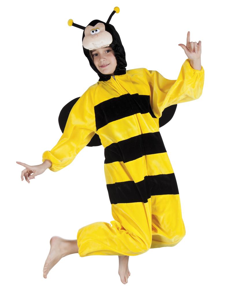 Honingbij pluche pak voor kind