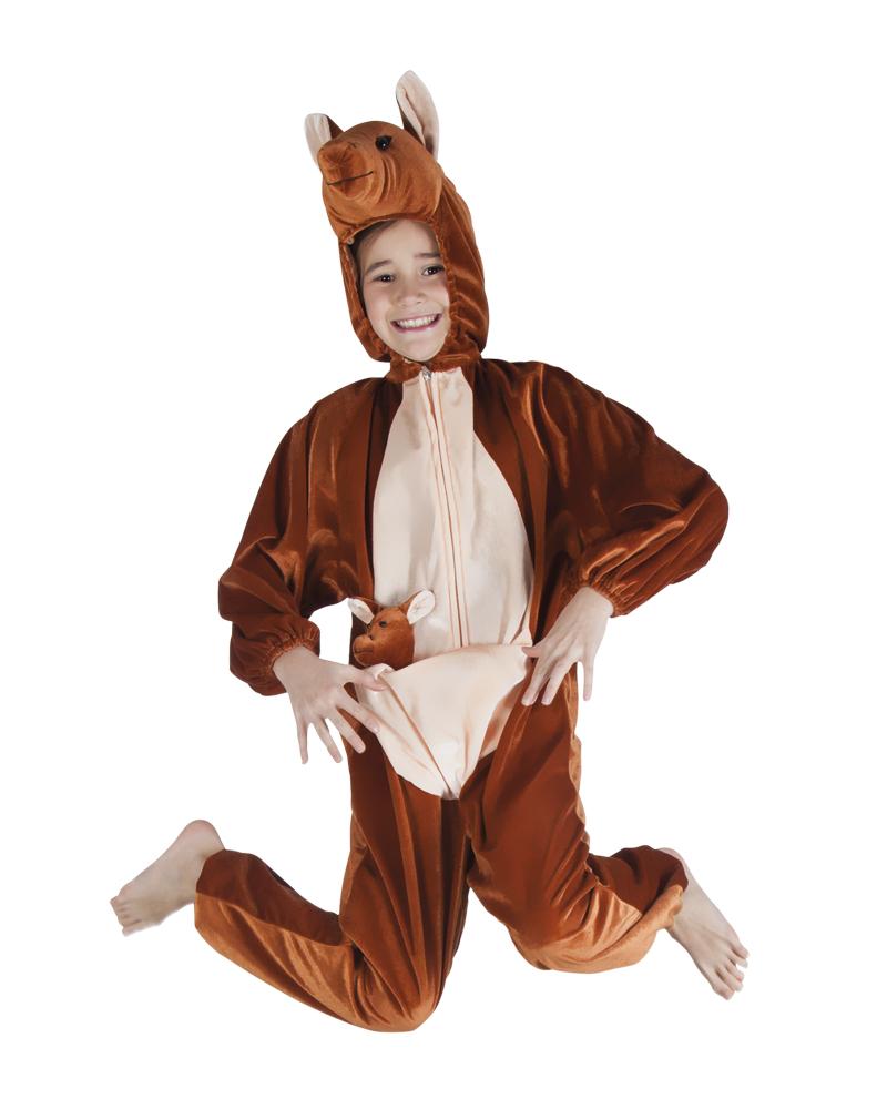 Kangoeroe pluche pak voor kind