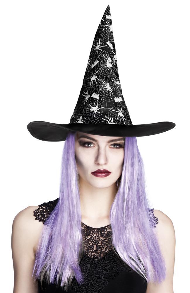 Heksen hoed witch Aranya met haar