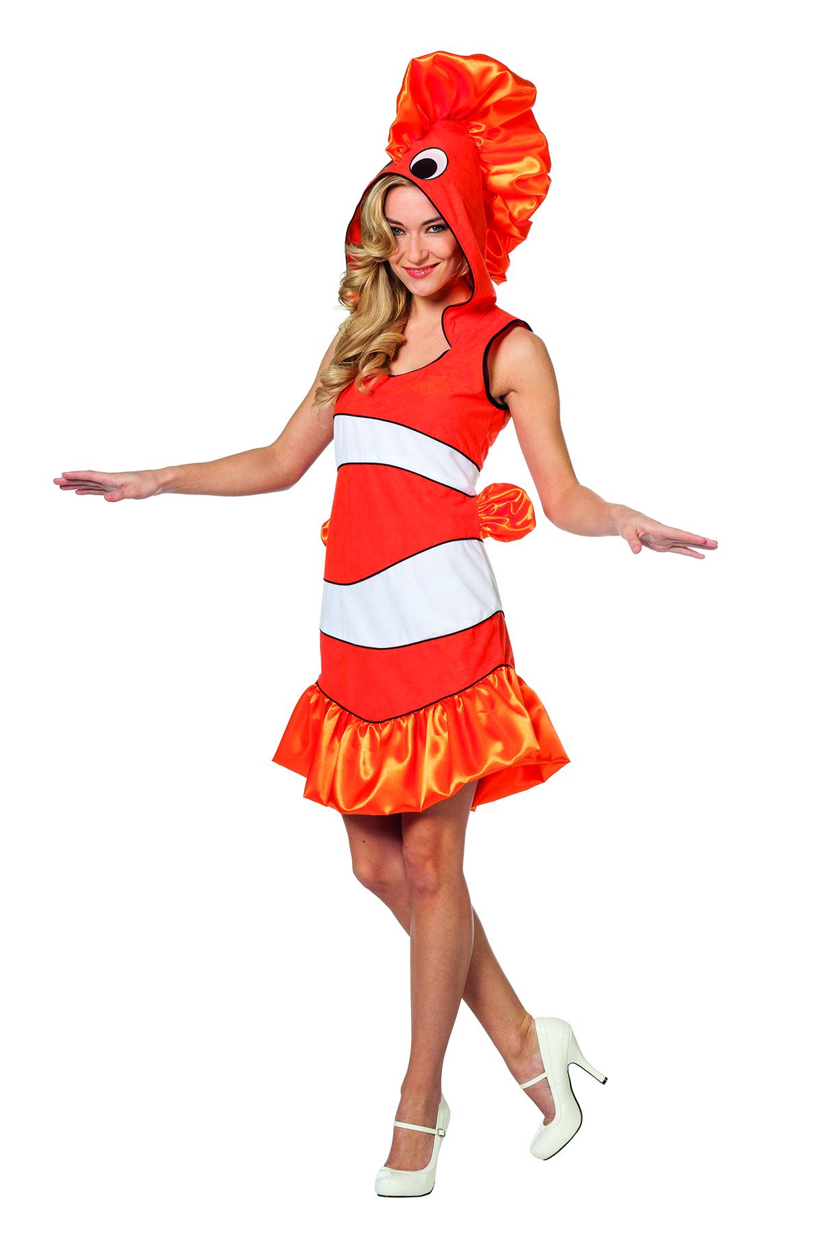 Tropische vis oranje