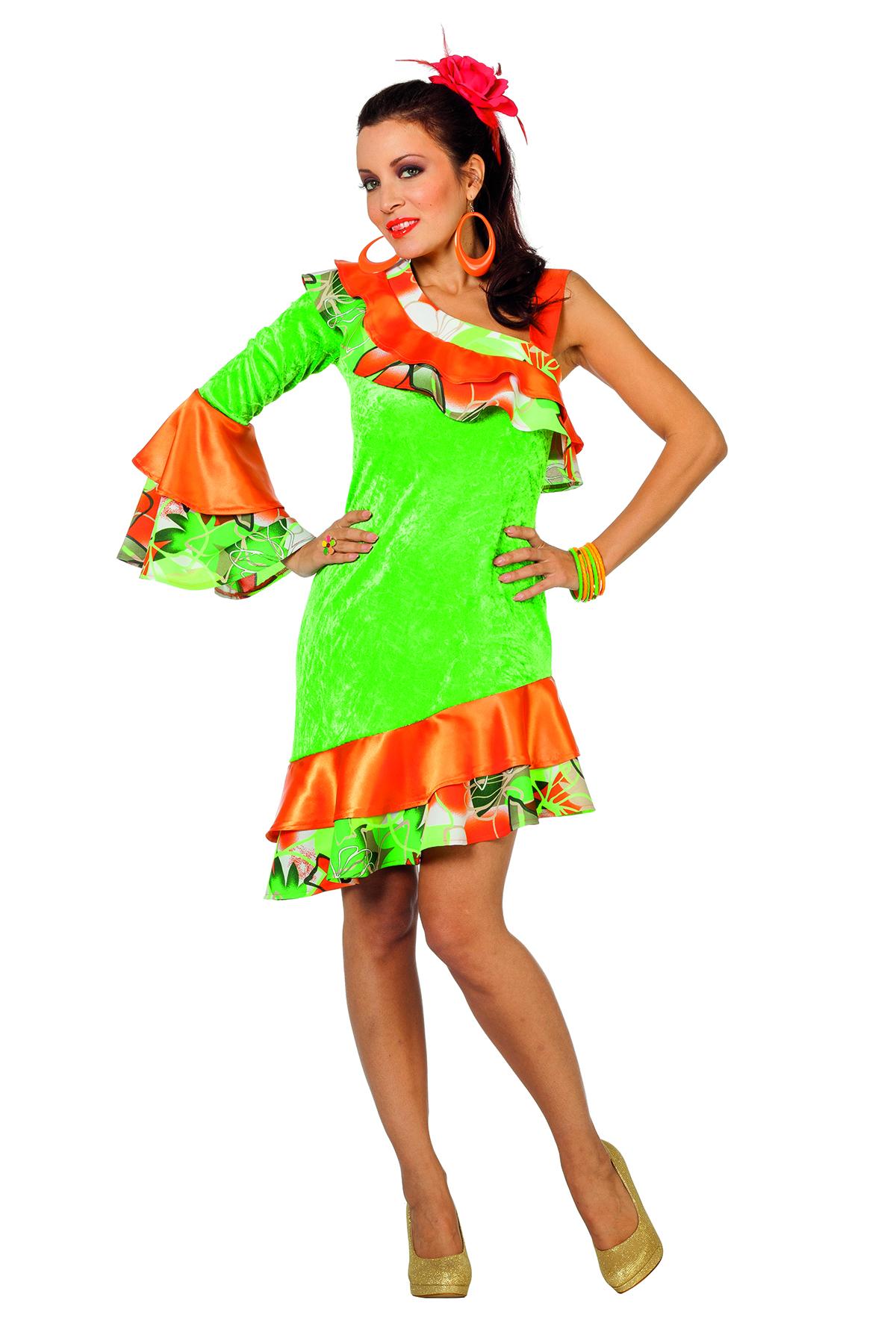 Caribbean dame groen