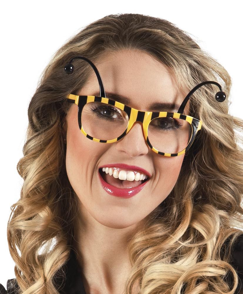 Partybril honingbij