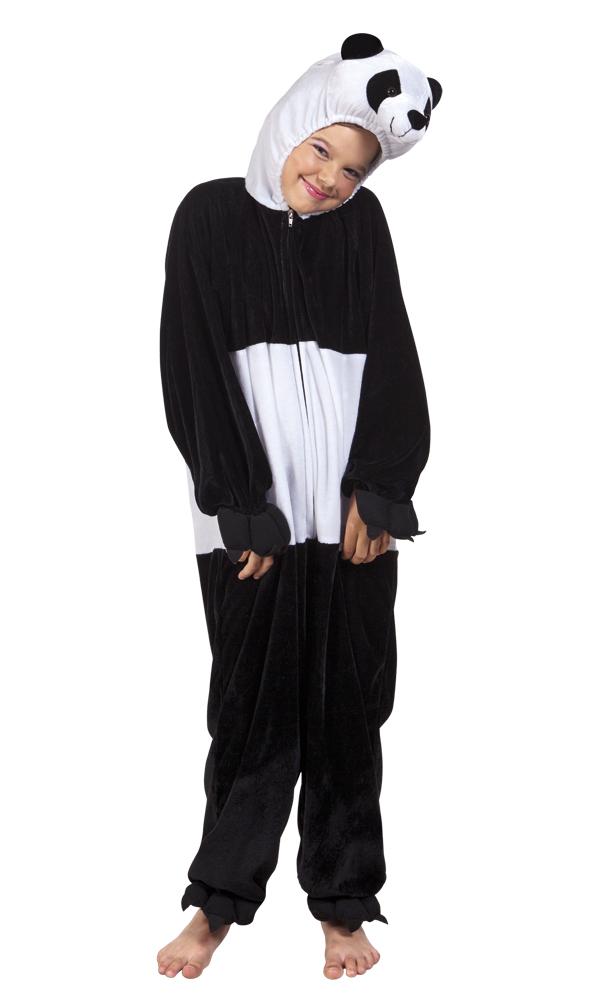Panda pluche pak voor kind