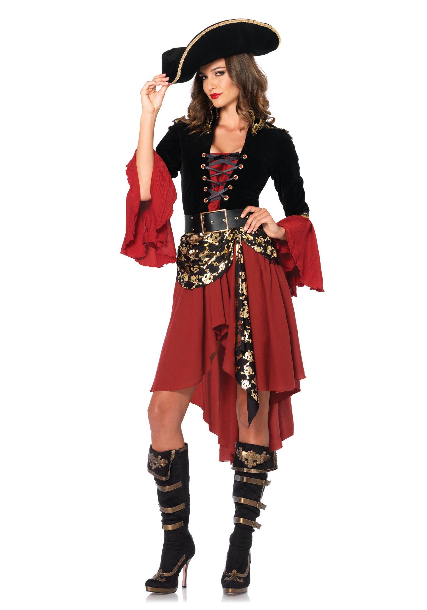 Cruel Seas Captain Zwart/ Bordeaux rood