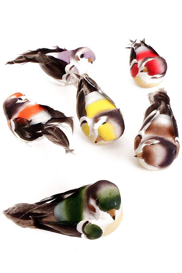 Mus diverse kleuren per stuk 8 cm