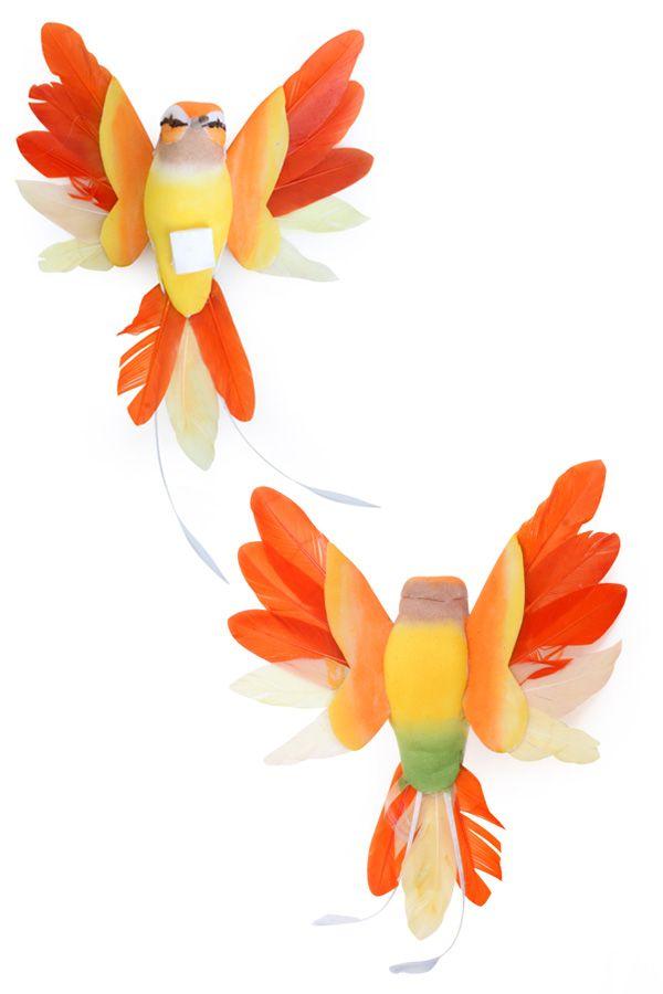 Kolibrie diverse kleuren per stuk 14 cm