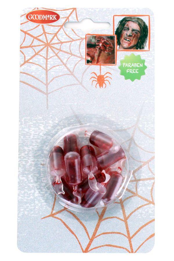 Bloedcapsules per 7 stuks