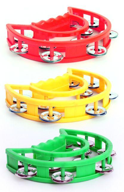 Tamboerijnen rood, geel of groen wordt per stuk geleverd