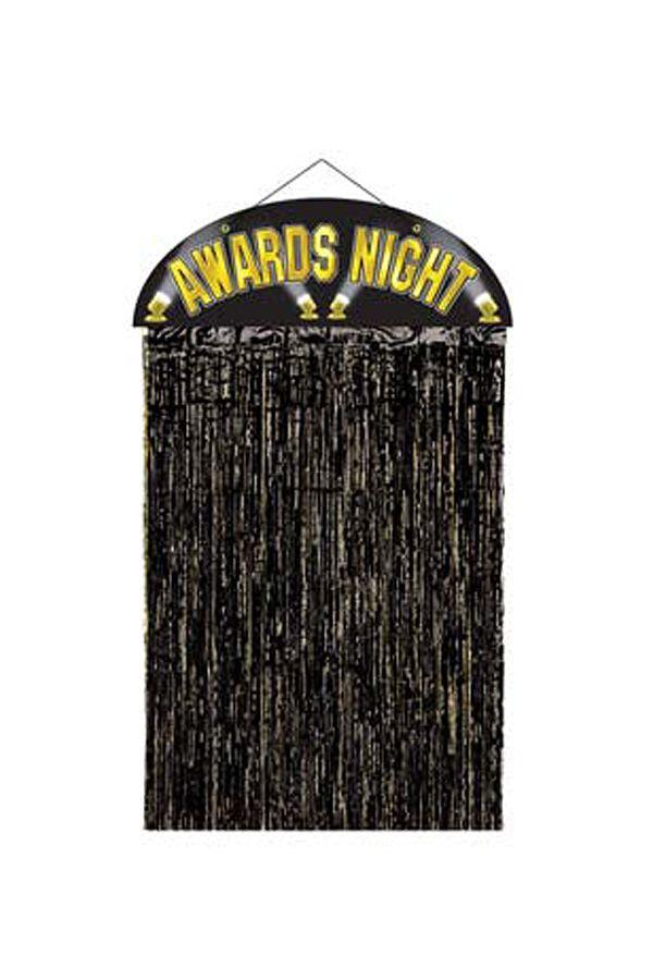 Deurgordijn 136x90 cm AWARDS NIGHT