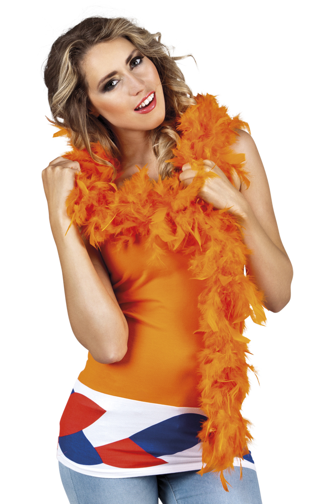 Boa 50 g orange (180 cm)