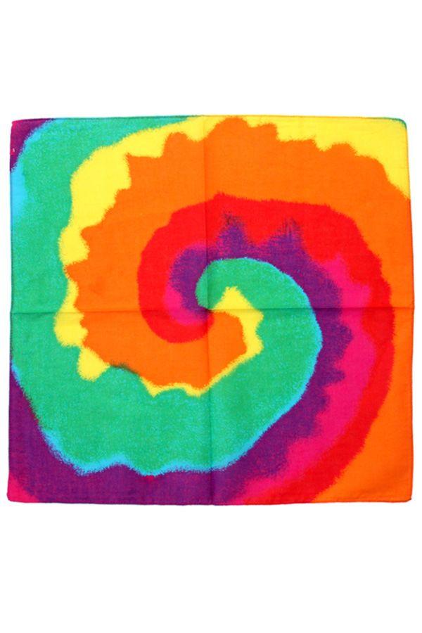 Hippy bandana 56x56 cm