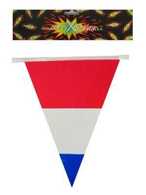 Vlaggenlijn nl-vlag 10m