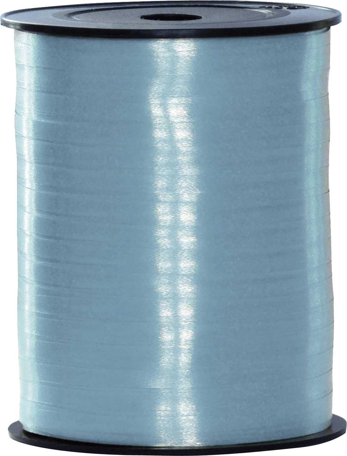 Polyband baby blauw 500mx5mm