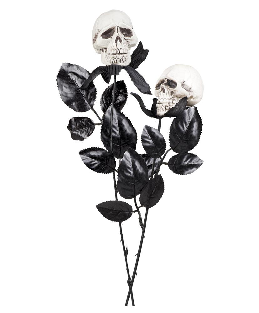 Bloem Skull (45 cm) wordt per stuk geleverd