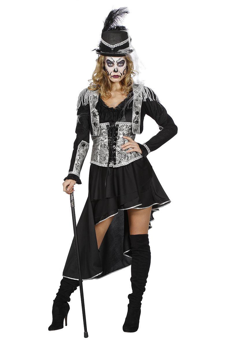 Pirate of Voodoo jurk voor dame